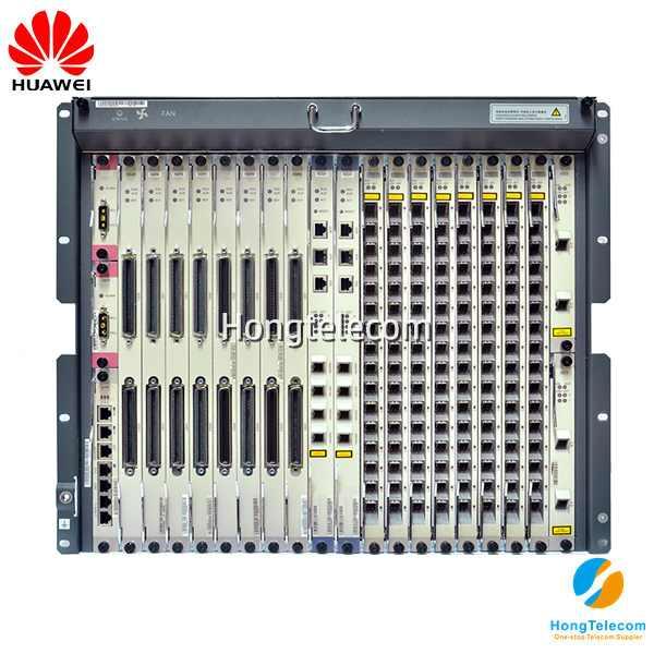 Huawei GPON OLT MA5600T | Hongtelecom